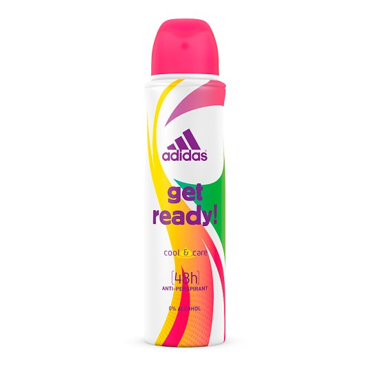 Adidas Get Ready! Cool & Care 48h antiperspirant 150 ml