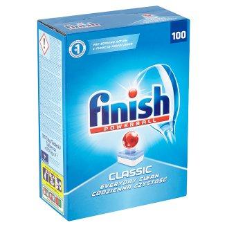 Finish Powerball Classic tablety do umývačky riadu 100 ks 1810 g