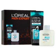 image 2 of L'Oréal Paris Men Expert After-Shave Splash & Strengthening Shampoo Gift Set