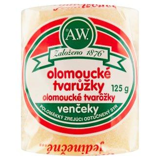 A.W. Olomoucké tvarôžky venčeky 125 g