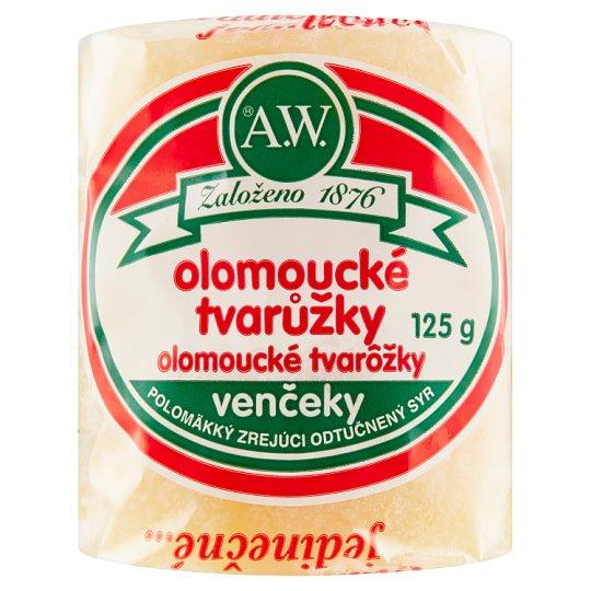 A.W. Olomouc Cheese Chunks Wreaths 125 g