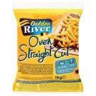 Golden River Hranolky na smaženie v malom množstve oleja 1 kg