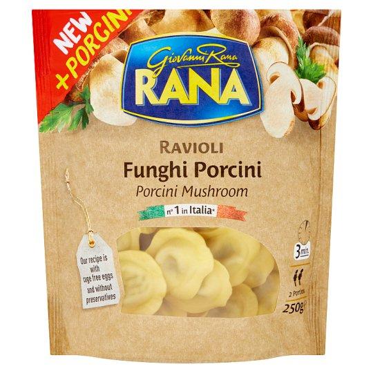 Rana Ravioli Fresh Egg Pasta with Mushroom Filling 250 g
