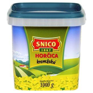 Snico Horčica kremžská 1000 g