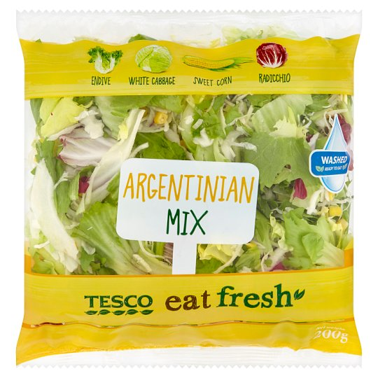 Tesco Eat Fresh Argentinian Mix 200 g