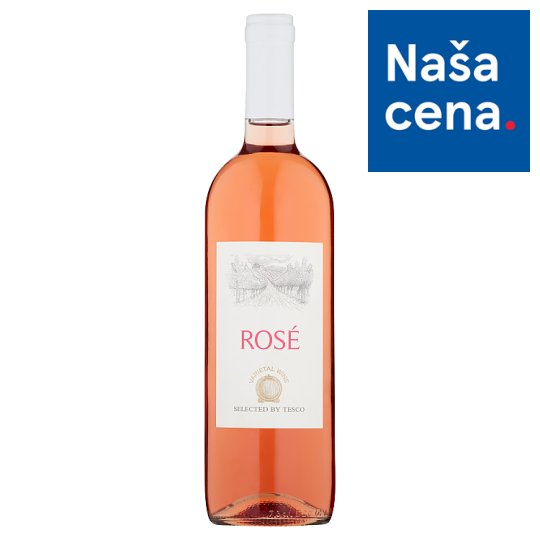 Dunántúli ružové víno suché 750 ml