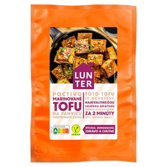 Lunter Tofu marinované 160 g