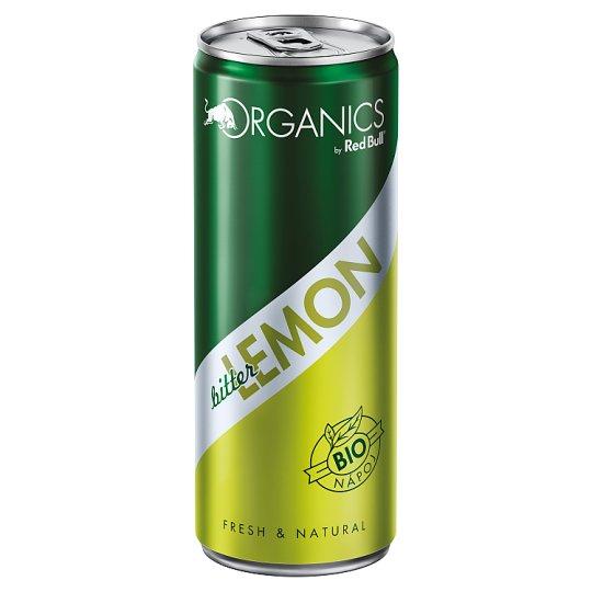 ORGANICS Bitter Lemon by Red Bull 250 ml