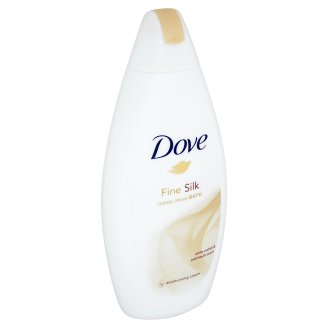 Dove Fine silk pena do kúpeľa 500 ml