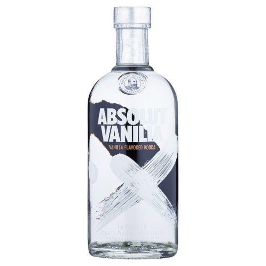 Absolut Aromatizovaná Vodka s Vanilkovou Príchuťou 700 ml