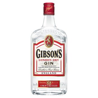 Gibson's London Dry Gin 37.5% 0.7 L