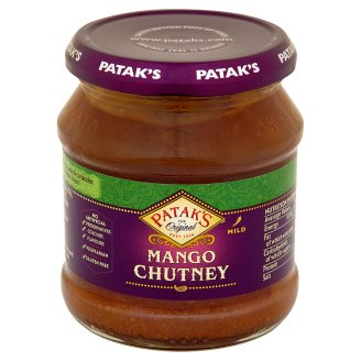 Patak's Mango chutney 340 g