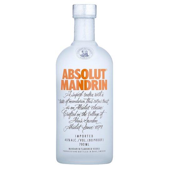 Absolut Mandrin 0,7 l