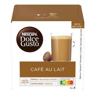 NESCAFÉ Dolce Gusto Café au Lait - káva v kapsulách - 16 kapsúl v balení