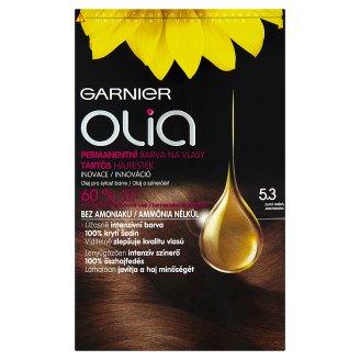 Garnier Olia 5.3 zlatá hnedá