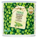 Tesco Peas in Brine 400 g
