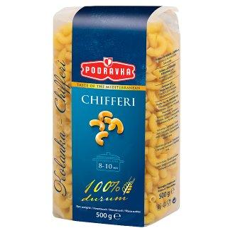 Podravka Chifferi semolínové cestoviny 500 g