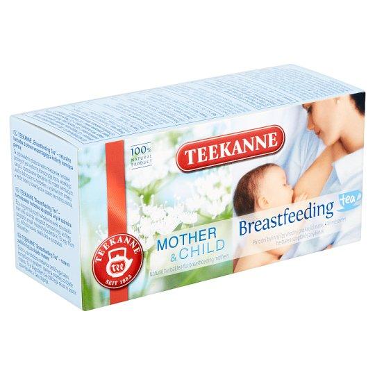 TEEKANNE Mother & Child Herbal Tea, 20 Bags, 36 g