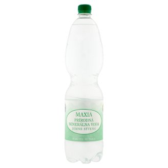 Maxia Natural Mineral Water Carbonated 1.5 L