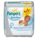 Pampers Sensitive Baby Wipes 6x56 Count
