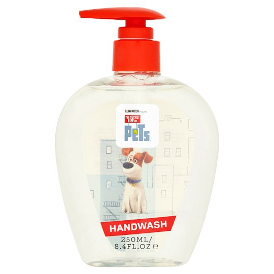 The Secret Life of Pets Liquid Soap for Kids 250 ml