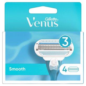 Gillette Venus Women's Razor Blades, 4 Pack