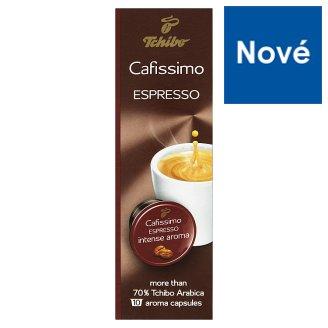 Tchibo Cafissimo Espresso Intense aroma pražená mletá káva 10 kapsúl