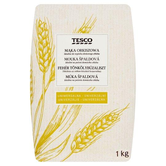 Tesco Spelled Flour Universal 1 kg