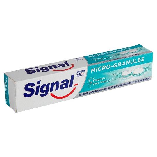Signal Micro-Granules zubná pasta 75 ml