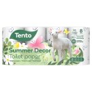 Tento Ellegance Winter Dream Toilet Paper 8 pcs