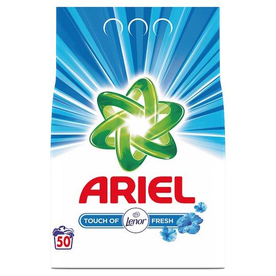 Ariel Touch Of Lenor Fresh Prací Prášok 3.75 kg Na 50 Praní