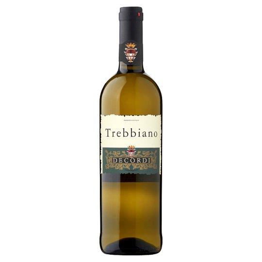 Decordi Trebbiano Marche suché biele víno 0,75 l