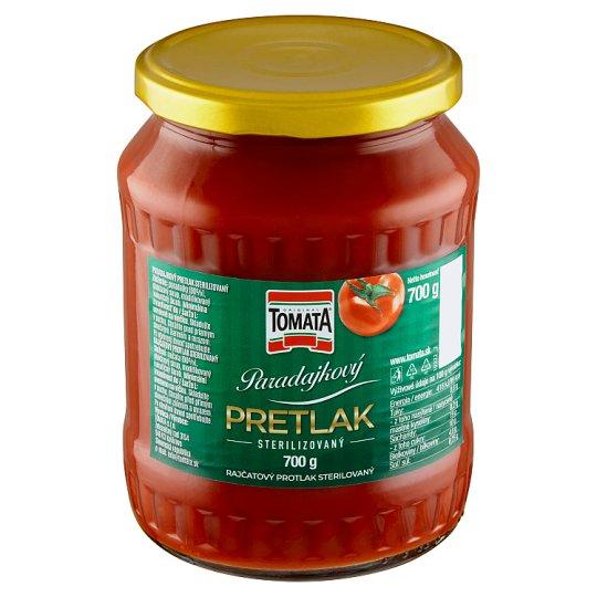 Tomata Original Pretlak paradajkový sterilizovaný 700 g
