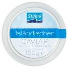 Stührk Delikatessen Islandský kaviár čierny 100 g