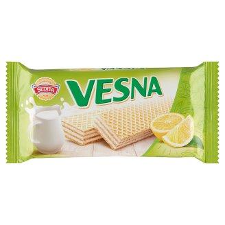 Sedita Vesna Oblátky s mliečno-citrónovou náplňou 50 g