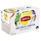 Lipton Sweet Nights Herbal Flavoured Tea 20 Bags 30 g