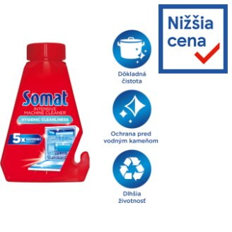 Somat Intensive Machine Cleaner 250 ml