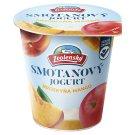 Zvolenský Smotanový jogurt broskyňa a mango 145 g