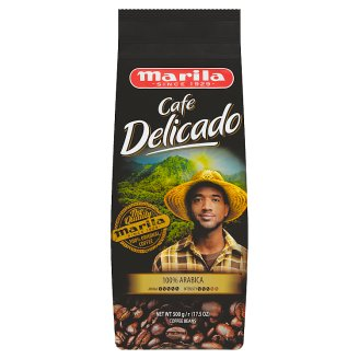 Marila Crema Delicado Roasted Coffee Beans 500 g