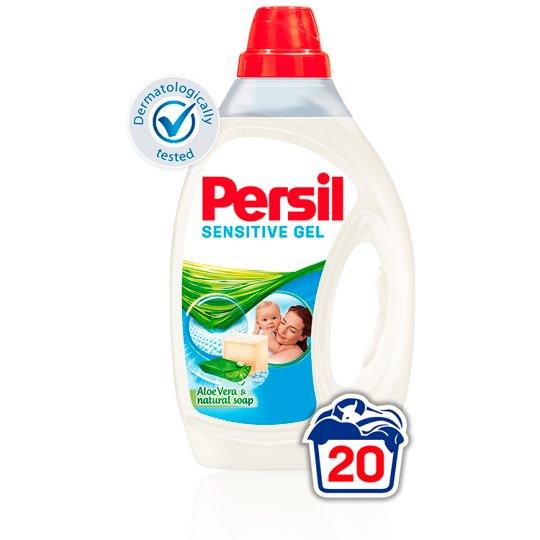 Persil Sensitive Gel Detergent 20 Washes 1.00 L
