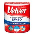 Velvet Jumbo Paper Towel 2 Ply 1 Roll