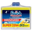 Finish Lemon Sparkle Dishwasher Cleaner 2 x 250 ml