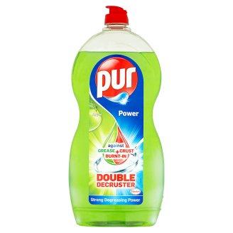 Pur Power Apple tekutý prostriedok na ručné umývanie riadu 1,35 l