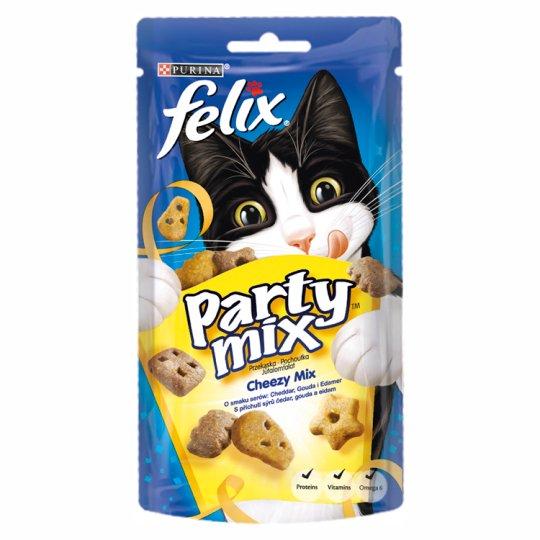 Felix Party Mix Cheezy Mix 60 g