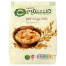 Tesco Organic Rolled Oats 750 g