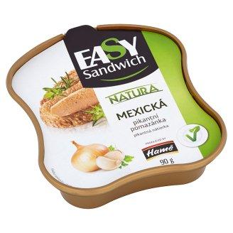 Hamé Easy Sandwich Natura Mexická pikantná nátierka 90 g
