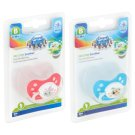 Canpol Babies Silicone Orthodontic Soother 6-18m