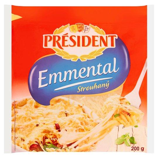 Président Emmental strúhaný 200 g