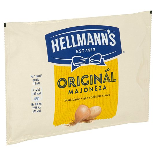Hellmann's Original Mayonnaise 100 ml