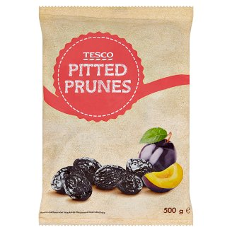 Tesco Pitted Prunes 500 g